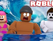 SWIM OR DIE!! – Roblox Flood Escape 2