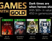 Xbox – January 2018 Games with Gold
