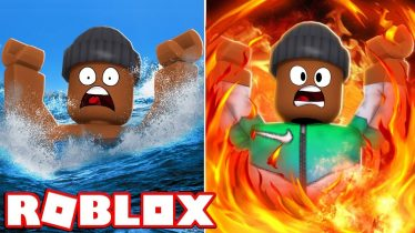 BURN OR DROWN TO DEATH?! – Roblox Would You Rather (New Update)