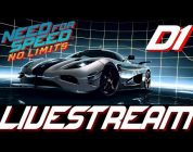 Need For Speed No Limits – Live Stream – Day 1 – Koenigsegg  One :1 – No Mans land Event