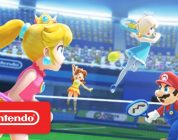Mario Sports Superstars Nintendo 3DS – Tennis Trailer