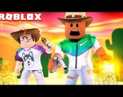 BECOMING A COWBOY IN ROBLOX