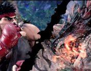 Monster Hunter World – Street Fighter Collaboration Trailer