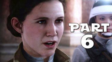 STAR WARS BATTLEFRONT 2 Walkthrough Gameplay Part 6 – Leia – Campaign Mission 6 (BF2 Battlefront II)
