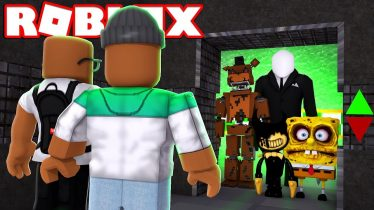THE ROBLOX SCARY ELEVATOR