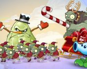 Plants vs Zombies 2 Christmas Trailers and Festivius Animation Cartoon Video PVZ 2 Winter Coming