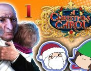 A Christmas Carol: Our Uncle Sucks – PART 1 – Game Grumps