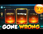 GRAND SLAM SUPPLY DROP OPENING… GONE WRONG!!! (Black Ops 3 New DLC Supply Drops Weapons)