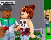 ASKING GIRLS TO BE MY VALENTINE IN ROBLOX