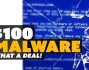 $100 DLC Installs Malware – The Know Game News
