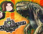 Monster Hunter World: Creating a Beautiful Character – PART 1 – Game Grumps