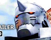 FULLMETAL ALCHEMIST Live Action Trailer (Netflix, 2018)
