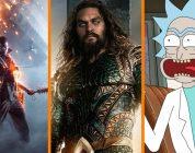 When to Play the Next Battlefield + Aquaman Doesn't Suck + Rick & Morty's Szechuan Sauce Returns