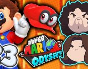 Super Mario Odyssey: Star Wars Opinions – PART 23 – Game Grumps