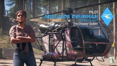 Far Cry 5 – Adelaide Drubman Character Spotlight Trailer