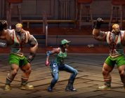 Raging Justice Official Announcement Trailer