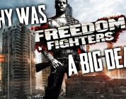 Why Was Freedom Fighters A BIG DEAL?