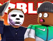 DON'T LET HIM CATCH YOU!!   Roblox Dead By Daylight