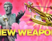 Fortnite Adds New EPIC Crossbow in Battle Royale