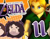 Zelda Majora's Mask: The Monkey's Punishment – PART 11 – Game Grumps