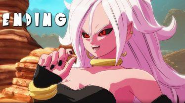 DRAGON BALL FIGHTERZ SUPER WARRIOR ENDING – STORY MODE CAMPAIGN Walkthrough Gameplay Part 6 (DBFZ)