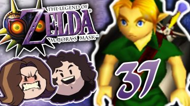 Zelda Majora's Mask: Fish-Man Song – PART 37 – Game Grumps