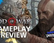 God of War: 15 Minutes of Gameplay – PS4 Gameplay Walkthrough | PS Underground