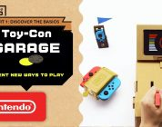 Nintendo Labo – Invent New Ways To Play With Toy-Con Garage – Part 1