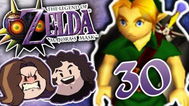 Zelda Majora's Mask: Funny Milk Joke – PART 30 – Game Grumps