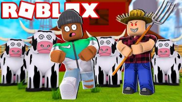MY FIRST JOB EVER!! | Roblox Farming Simulator
