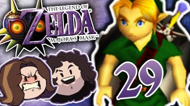 Zelda Majora's Mask: Rolling Race – PART 29 – Game Grumps