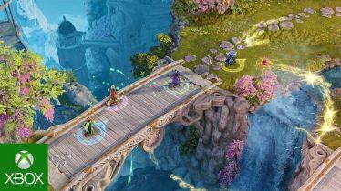 Nine Parchments Xbox One Launch Trailer