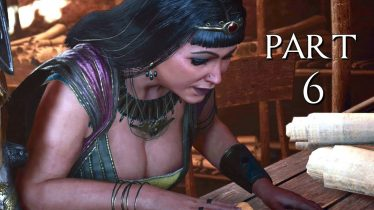 "ASSASSIN'S CREED ORIGINS CURSE OF THE PHARAOHS ""TAHEMET"" Walkthrough Gameplay Part 6 (AC Origins)"