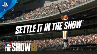 MLB The Show 18 – Gameplay TV Commercial   PS4