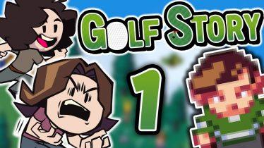Golf Story: Golfin' Around – PART 1 – Game Grumps