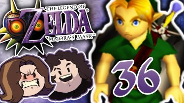 Zelda Majora's Mask: Dampé! – PART 36 – Game Grumps
