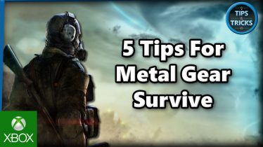 Tips and Tricks – 5 Tips for Metal Gear Survive