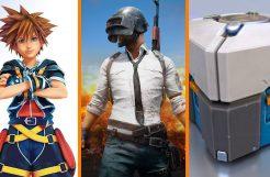 Kingdom Hearts 3 WHEN? + PlayerUnknown's Battlegrounds RANSOMWARE + $1 Million Loot Box Fine