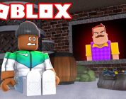 *NEW* TRAPPED IN THE BASEMENT!! | Roblox Hello Neighbor
