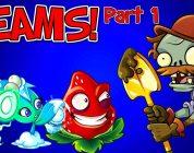 Plants vs Zombies 2 Shield Excavator Zombie vs Teams Plants Part 1 – The Best Teams in Plants