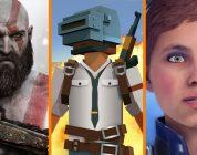 Customize Kratos in God of War + PUBG Clones SUING Clones + Ex-BioWare Boss DEFENDS EA