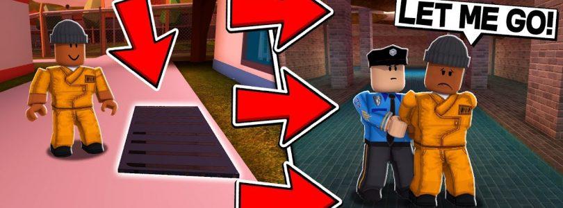 *NEW* SEWER ESCAPE UPDATE!! | Roblox Jailbreak