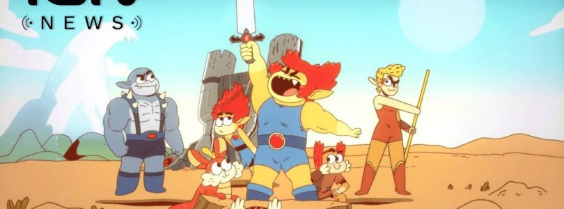 ThunderCats Returning in New Animated Show – IGN News