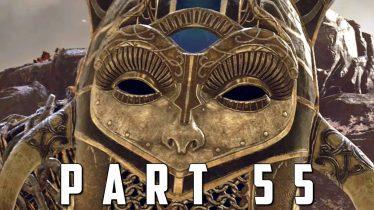 GOD OF WAR Walkthrough Gameplay Part 55 – HILDR VALKYRIE (God of War 4)