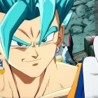 Dragon Ball FighterZ – Vegito vs Fused Zamasu Full Match Gameplay