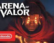 Arena of Valor – Closed Beta Date Announcement Trailer – Nintendo Switch