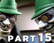 WE HAPPY FEW Walkthrough Gameplay Part 15 – ESCAPE