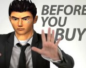 Shenmue 1 & 2 HD – Before You Buy