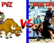 Plants vs Zombies in Real Life every Zombies PVZ and Plants Real Life Video New Part 2 Trailer