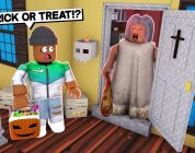 *NEW* ROBLOX TRICK OR TREAT SIMULATOR